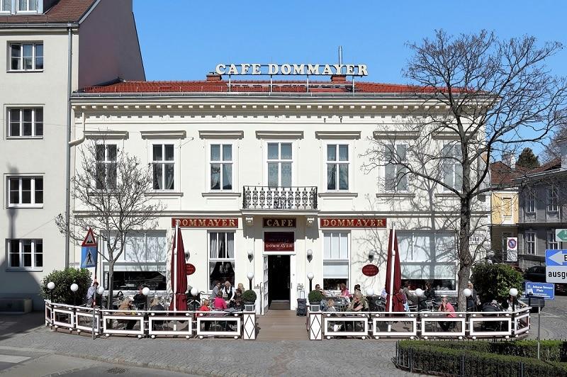 Dinning in Vienna 4